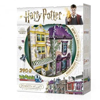 Harry Potter: Madame Malkin e Sorveteria do Florean Fortescue