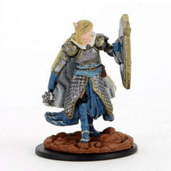 Dungeons & Dragons: Icons of the Realms -  Elf Male Cleric - Miniatura Premium