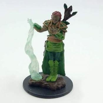 Dungeons & Dragons: Icons of the Realms -   Humam Female Druid - Miniatura Premium