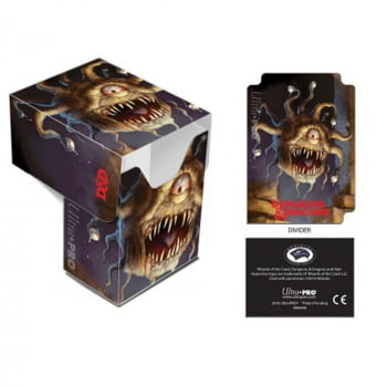 Dungeons & Dragons - Beholder Full-View Deck Box