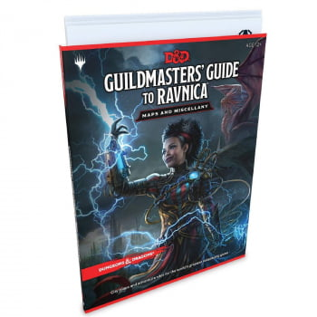 Dungeons & Dragons - Guildmasters' Guide to Ravnica