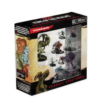 Dungeons & Dragons: Icons of the Realms – Classic Creatures