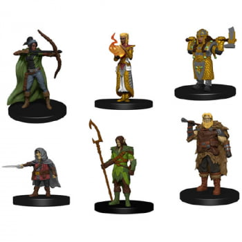 Dungeons & Dragons - Icons of the Realms - Starter Set